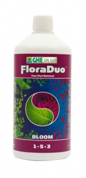 купить Flora Duo Bloom GHE